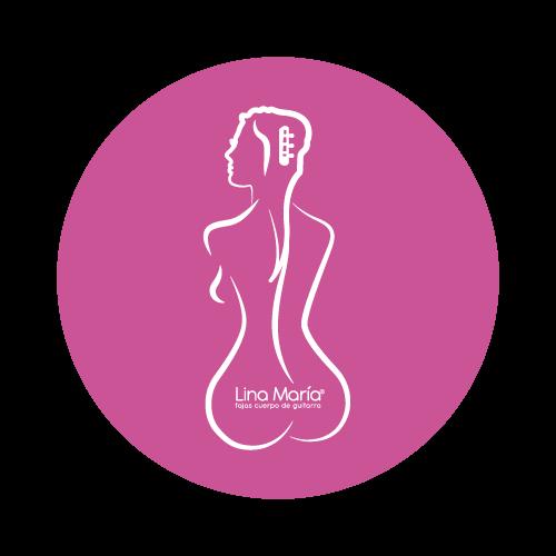 logotipo lina maria fajas
